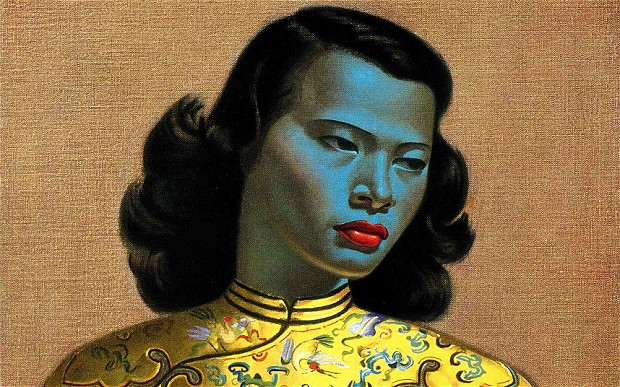 Billionaire jeweller pays £1 million for Chinese Girl painting