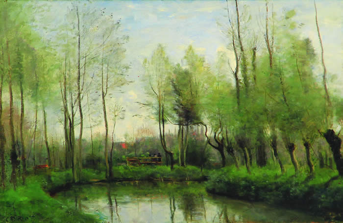 Jean-Baptiste-Camille Corot: The Lady Leslie Ridley-Tree Collection in Context