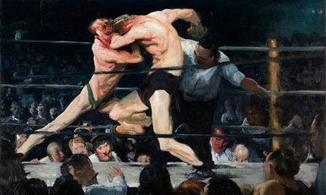 First retrospective of works by painter George Bellows opens at the Royal Academy of Arts