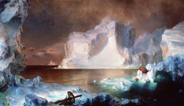 Frederic Church, National Gallery of Art Through April 28