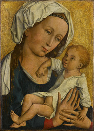 Virgin Painting Returned to Heirs of Jewish Art Dealer