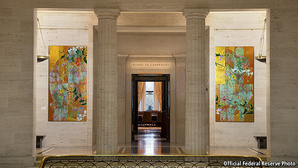 The Federal Reserve's art collection: Canvas-backed securities
