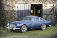 Aston Sets $4.85 Million Record, Mouse Nest DB5 $486,469