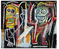 Basquiat, Pollock Lead Christie's $495 Million Record