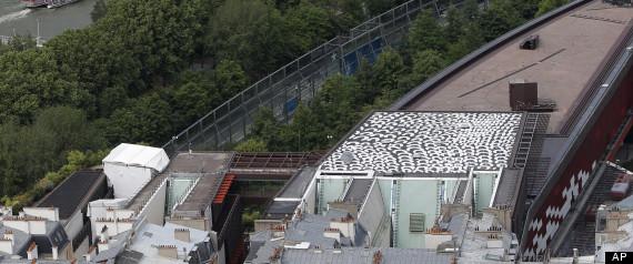 Lena Nyadbi Roof Painting