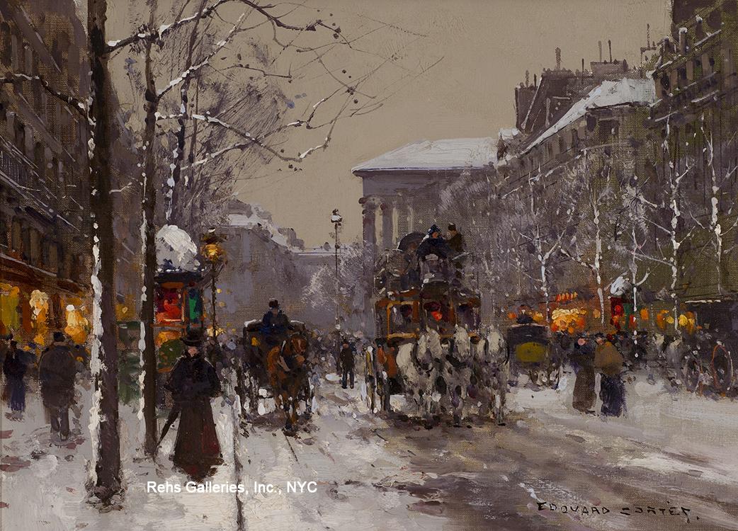 edouard_leon_cortes_b1979_boulevard_de_la_madeleine_winter_wm