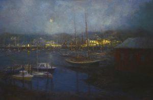 MARK DALY</br>Harbor Lights</br>$9,800