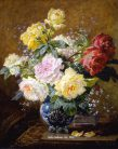 paul_biva_a3369_roses_in_a_blue_vase_wm