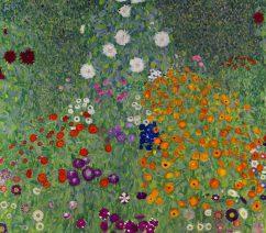 """Gustav Klimt """"Bauerngarten"""""""