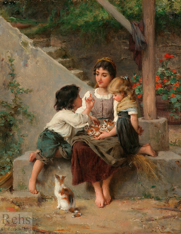 emile_munier_b1366_playing_with_the_kittens_wm
