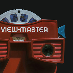 JAMES NEIL HOLLINGSWORTH - View-Master No. 2