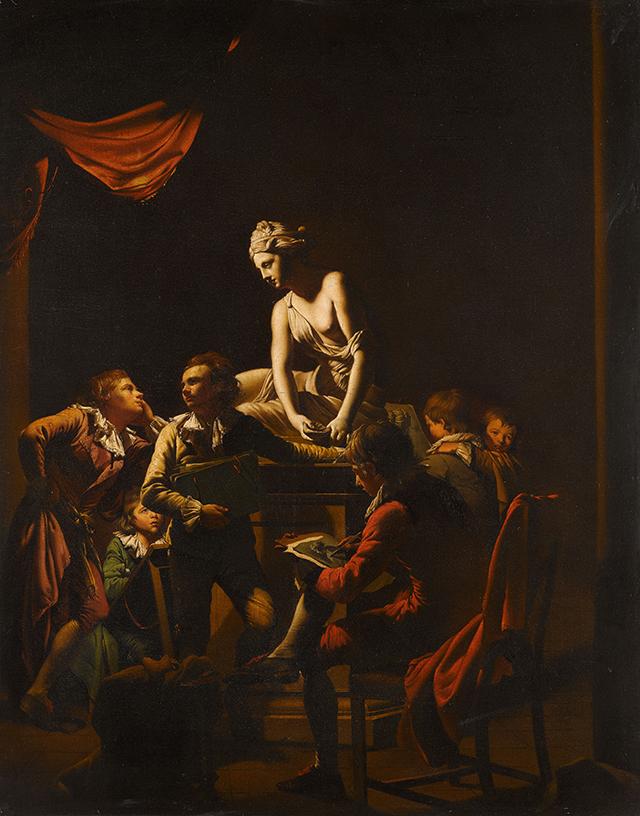 Academy-by-Lamplight---Joseph-Wright-of-Derby-640
