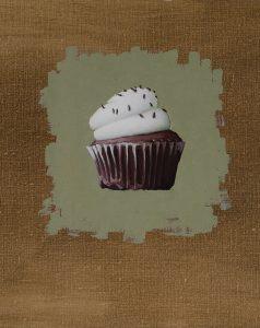 ANTHONY MASTROMATTEO</br>Red Velvet Cupcake</br>$1,200