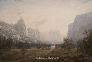 ERIK KOEPPEL</br>Evening in the Yosemite Valley</br>$10,500