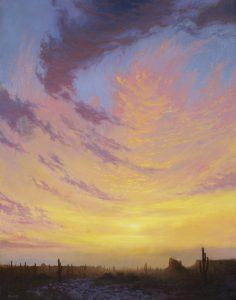 KEN SALAZ</br>Catalina Sunset, Tuscon AZ