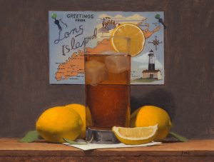 TODD M. CASEY</br>Long Island Iced Tea