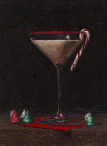 TODD M. CASEY</br>X-Mas Martini</br>$1,200