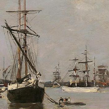 eugene_boudin_b1317_le_port_anvers_general