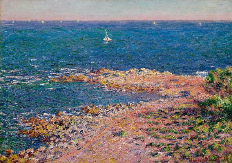 L18006_Monet_-la_mediterranee_par_vent_de_mistral_-_1888