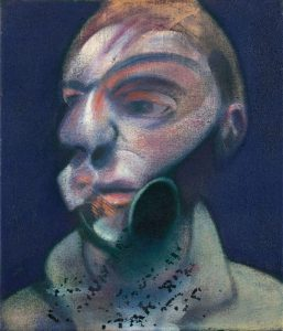 Francis Bacon's Self-Portrait