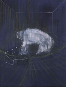 Francis Bacon's Man at a Washbasin