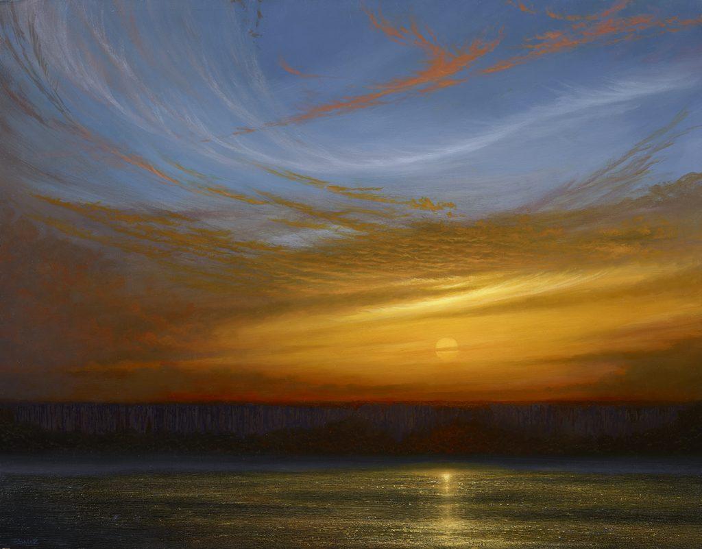 Ken Salaz - Swan Song Sunset