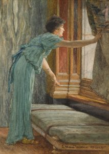 Alma-Tadema - Expectation