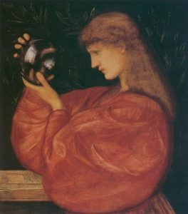 Burne-Jones' Astrologia