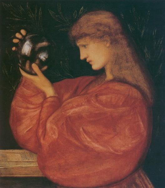 Burne-Jones' Astrologia