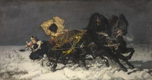 Josef Chelmonski's Midnight Ride