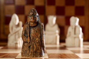 Lewis chessman