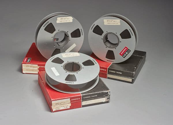 Apollo 11 tapes