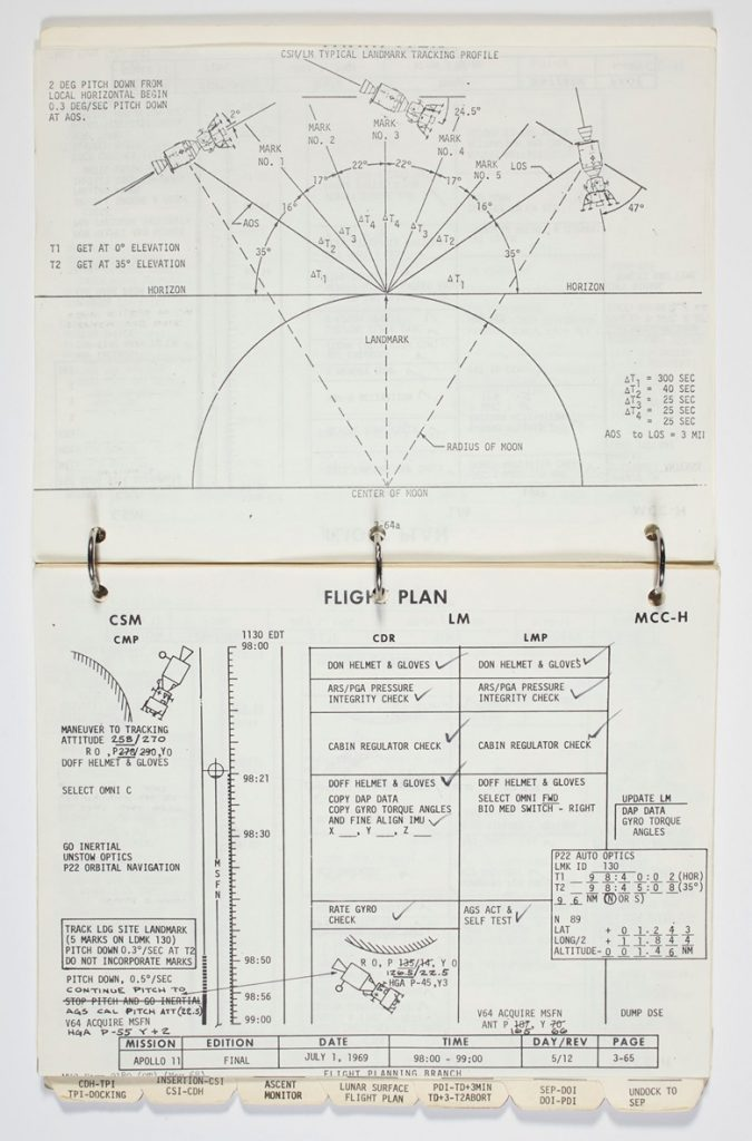 Apollo 11 Timeline Book