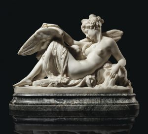 "Carrier-Belleuse ""Leda and the Swan"""