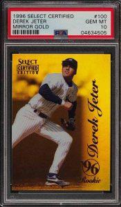 Derek Jeter Card