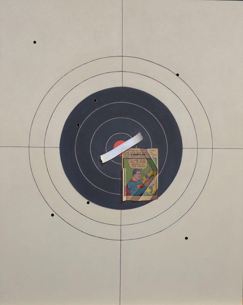 Anthony Mastromatteo - Bullseye