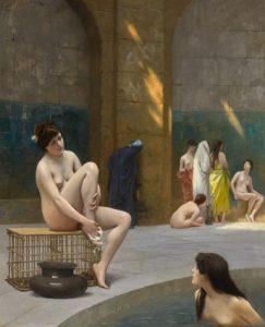 Gérôme's Femmes au bain