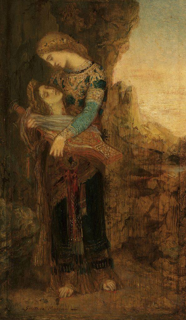 Gustave Moreau's Orphee