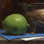 Lime with Bowl Study