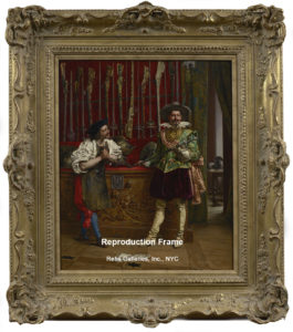 Reproduction Frame