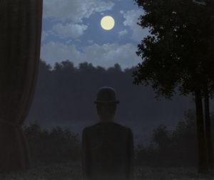 Magritte's A la rencontre du plaisir
