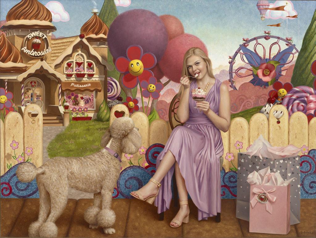 Beth Sistrunk - Sundae Afternoon