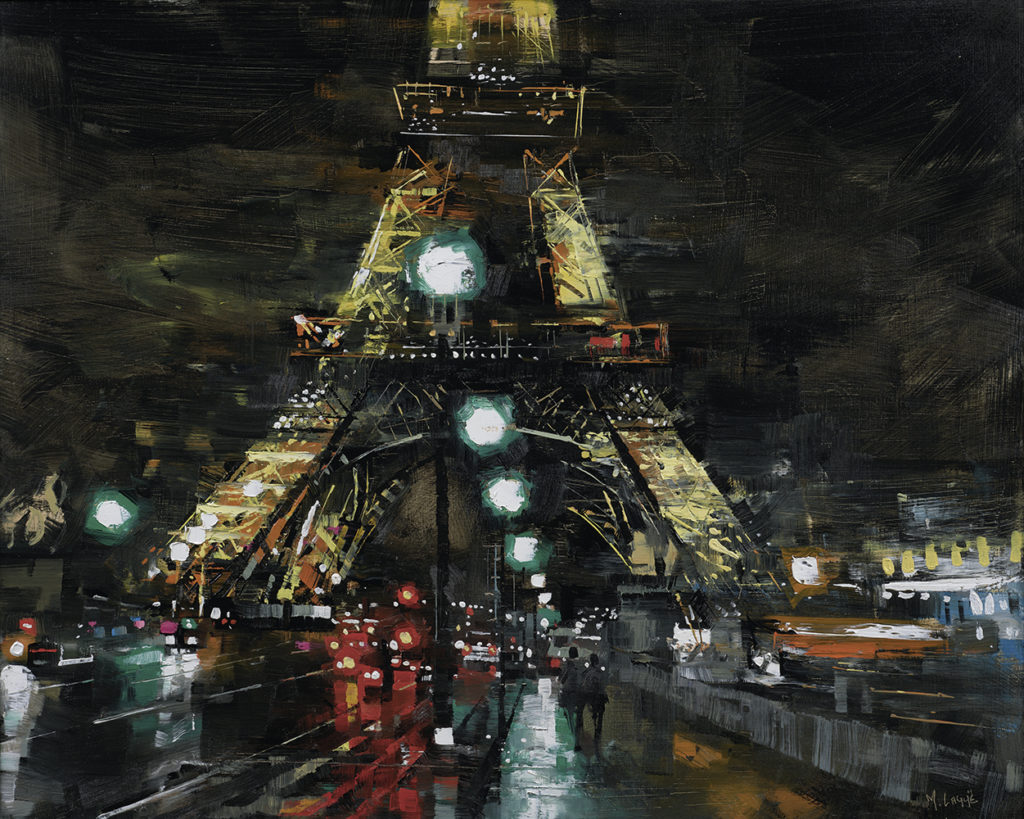 Mark Lague - Through the Tower