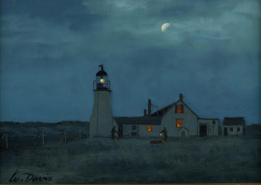 William Davis - Race Point Lighthouse, Cape Cod