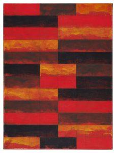 Brice Marden - Window Study No. 4