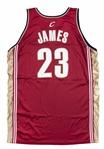 LeBron James Jersey