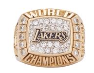 Pat Bryant NBA Ring