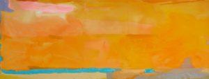 Helen Frankenthaler - Royal Fireworks