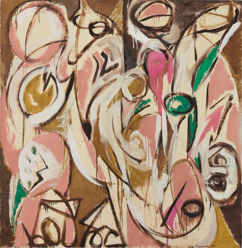 Lee Krasner - Re-Echo