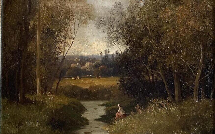 Nicolas Rousseau - detail